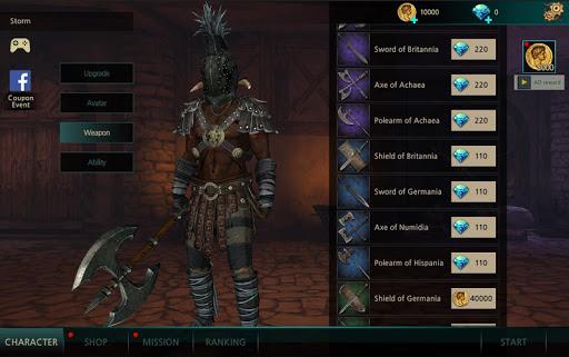 Stormborne : Infinity Arena android2mod screenshots 6