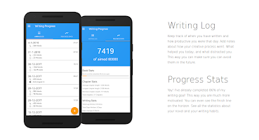 Writer Tools - Novel Planner, Tracker & Editor