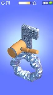 Foil Turning 3D 4