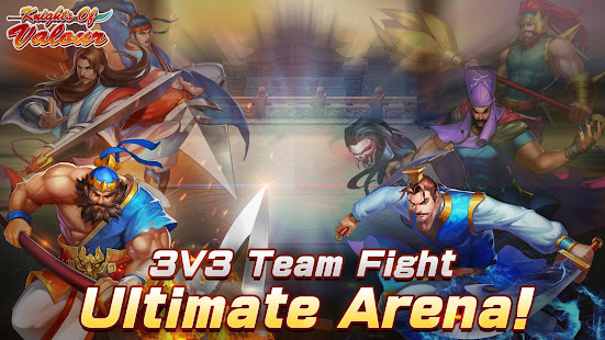 Hack Game Knights of Valour apk free