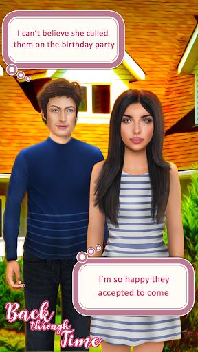 Back Through Time - Romance Story Game 1.14-googleplay screenshots 1