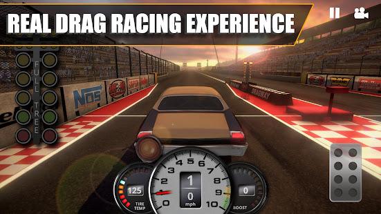No Limit Drag Racing 2 screenshots apk mod 3