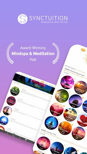 Synctuition - MindSpa, Meditation, Sleep & Calm apktram screenshots 9