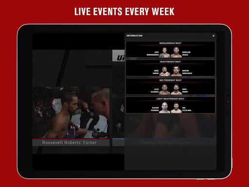 UFC screenshots 8