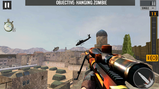 Sniper Zombies: Offline Shooting Games 3D screenshots 23