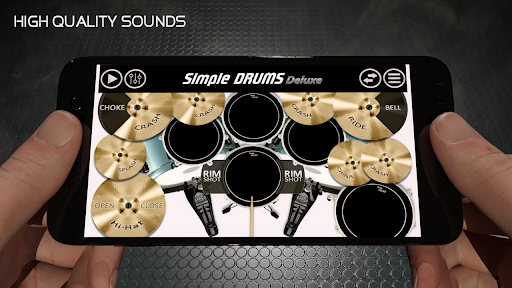 Simple Drums Deluxe - The Drum Simulator  Screenshots 13