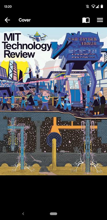 Tech Review  poster 1