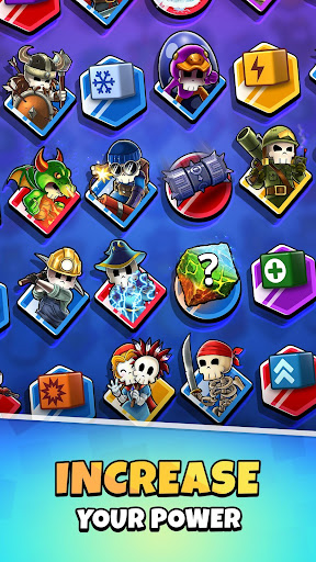 Magic Brick Wars - Epic Card Battles  screenshots 4