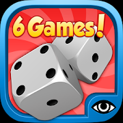 Dice World - 6 Fun Dice Games