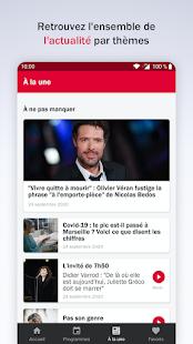 France Inter - radio, podcasts, actu  Screenshots 2