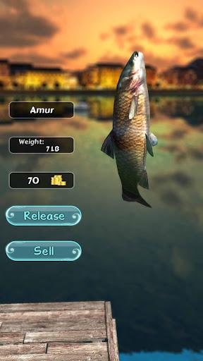 simulateur 3D de talent de pêche ultime APK MOD – Pièces de Monnaie Illimitées (Astuce) screenshots hack proof 2