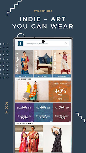 AJIO Online Shopping - Handpicked Curated Fashion 6.10.1 screenshots 3