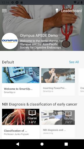 A-PSDE Learning Studio screenshot 1