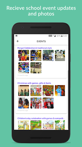 Kencil - School parent communication app 1.8.10 Screenshots 6