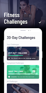 30 Day Fitness - Workout at Home to Lose Weight 1.14.0.18573 Screenshots 1