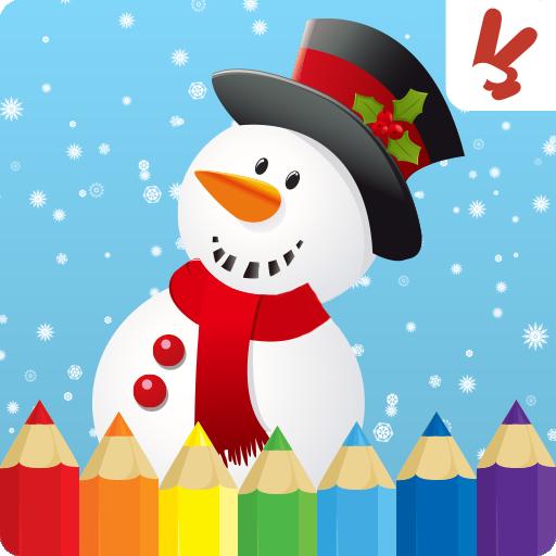 Baixar Christmas coloring book for kids para Android