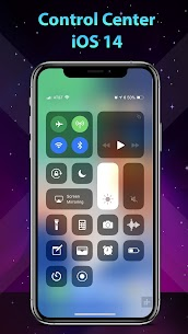 Phone 12 Launcher, OS 14 iLauncher, Control Center 3