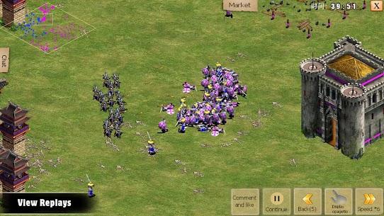 دانلود بازی استراتژیک War of Empire Conquest مود شده 2