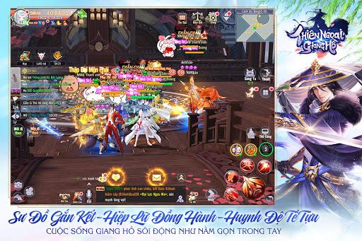 Thiu00ean Ngou1ea1i Giang Hu1ed3 - Thien Ngoai Giang Ho apktram screenshots 4