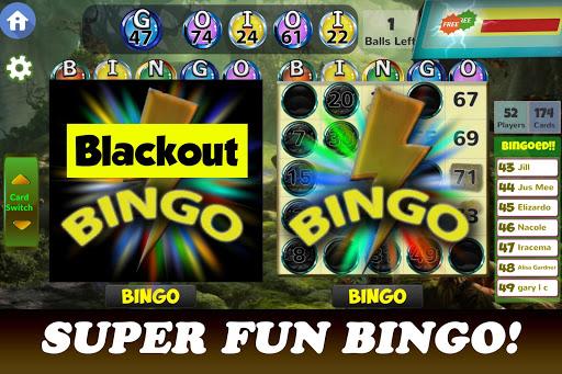 Black Bingo - Free Bingo Games : Bingo World Tour modiapk screenshots 1
