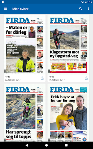 Firda eAvis 8.0.9 screenshots 15