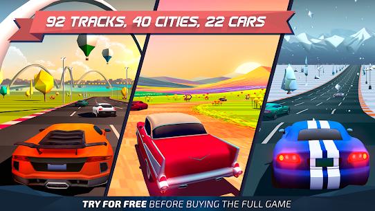 Horizon Chase – Thrilling Arcade MOD APK 1.9.29 (Unlimited Money, Unlocked) 10