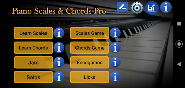 Piano Scales & Chords Pro – Learn To Play Piano 116 Apk 1