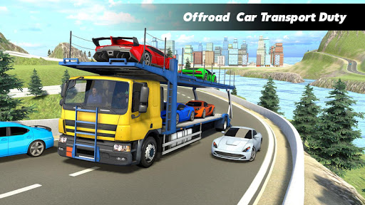Car Transport Truck Games : Cruise Ship Simulator 1.0.9 Screenshots 5