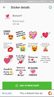 Stickers de Novios tóxicos Para WhatsApp Screenshot