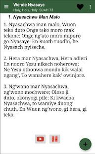 Wende Nyasaye