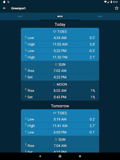 Tides Near Me - Free 3.3.3.2 Screenshots 17
