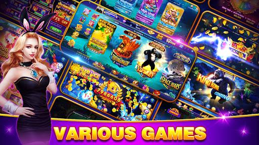 Gold Storm Casino - Asian Fishing Arcade Carnival  screenshots 1