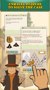 Layton: Curious Village in HD 3
