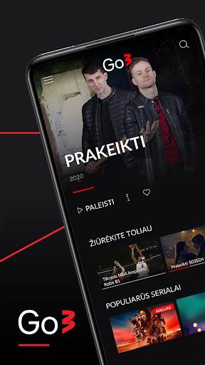 Go3 Lithuania 1.1.6 screenshots 1