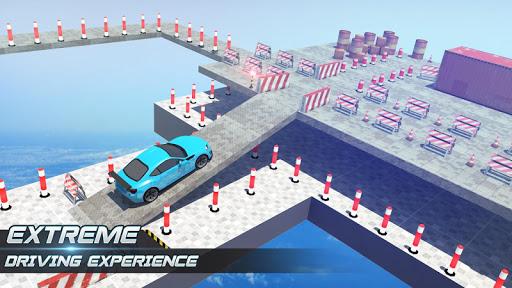 Sky Car Parking 2019 apkpoly screenshots 1