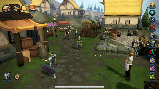 RuneScape – Open World Fantasy APK (Ultima Versión) 5