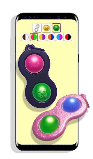DIY Simple Dimple! Pop It Fidget Toys Set  screenshots 9