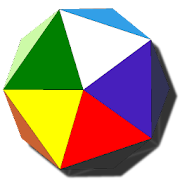 Polyhedra Live Wallpaper