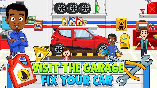 My Town: Car Garage. Wash & Fix kids Car Game Free 1.09 screenshots 3