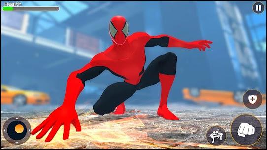 Strange Spider Hero: Miami Rope hero mafia Gangs 2