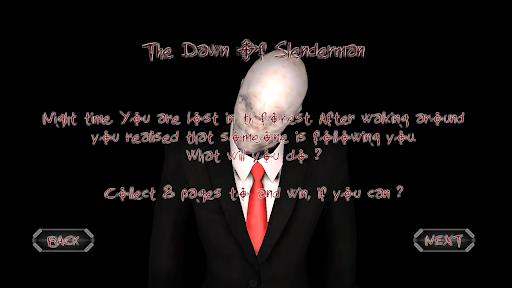 The Dawn Of Slenderman 3.01 screenshots 2
