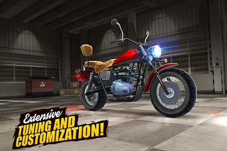 Top Bike Mod Apk Unlimited Money, Unlock All Bikes Free Download 4