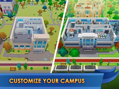 University Empire Tycoon MOD APK (Unlimited Money) 8