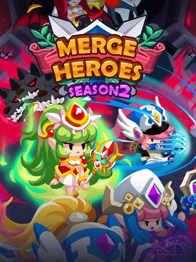Merge Heroes Frontier: Casual RPG Online 3.3.0 screenshots 8