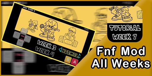 Fnf Mod Game apklade screenshots 1