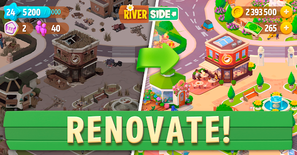 Riverside: Awesome Farm MOD APK 0.15.0 (Unlimited Coin) 1