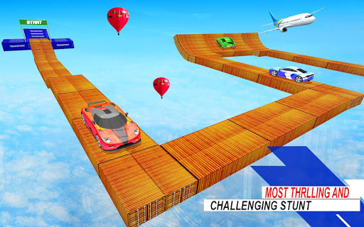 Mega Ramp GT Car Stunt Master: Stunt Games 2020 android2mod screenshots 3