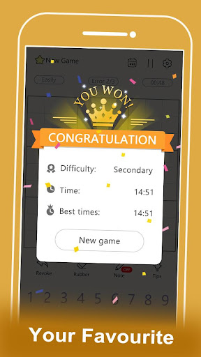 Sudoku Fun - Free Game  screenshots 4