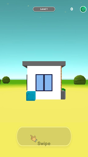 Paint wall   Exciting House Painting Puzzle Game 8.53 screenshots 3