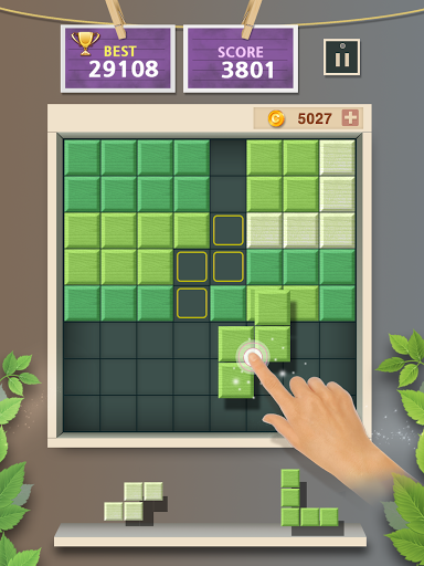 Block Puzzle, Beautiful Brain Game  screenshots 11